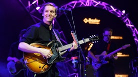 George Ezra no Baloise Session