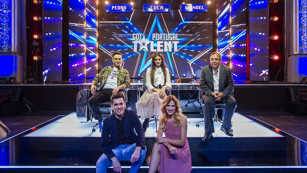 RTP1 - Got Talent Portugal: estreia