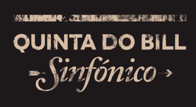 Quinta do Bill - Sinfónico