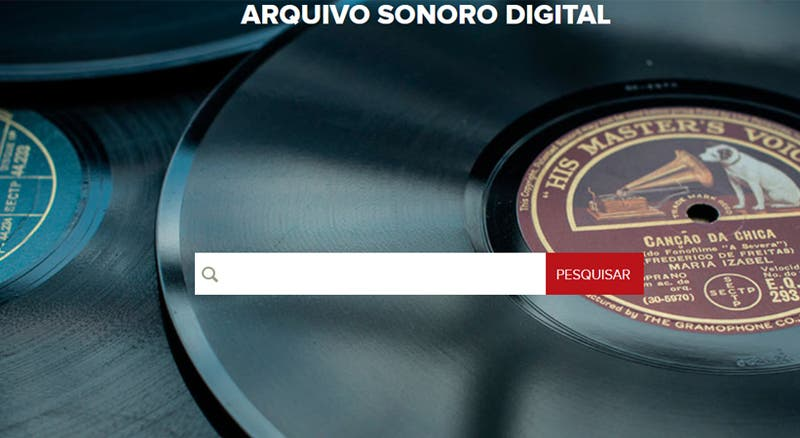Museu do Fado disponibiliza Arquivo Sonoro Digital
