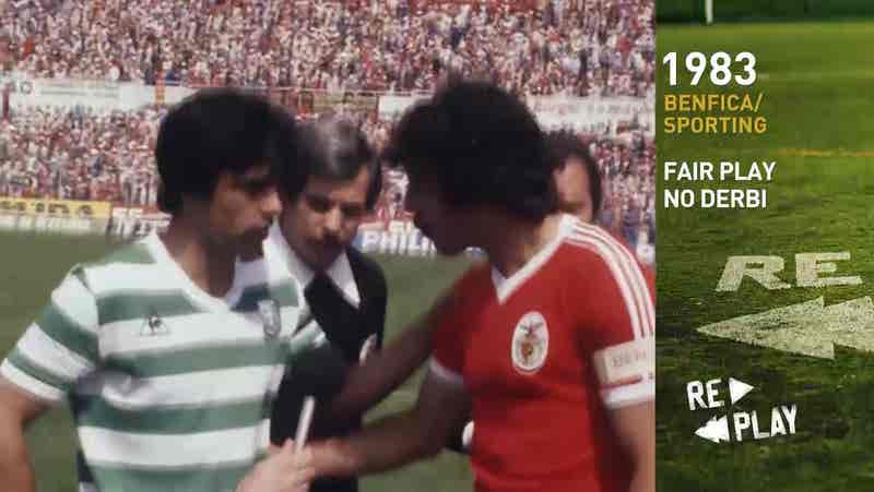 FAIR PLAY NO DERBY por Rui Alves