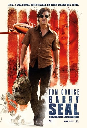 Antestreias: Barry Seal: Traficante Americano