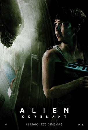 Antestreias: Alien: Covenant