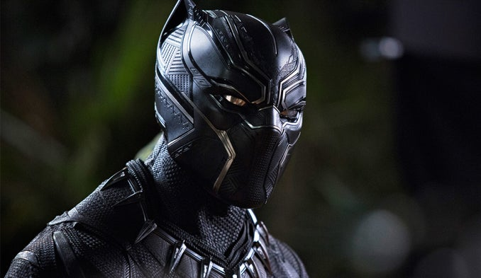 Black Panther continua à frente do box office mundial