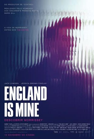Antestreia: England is Mine - Descobrir Morrisey