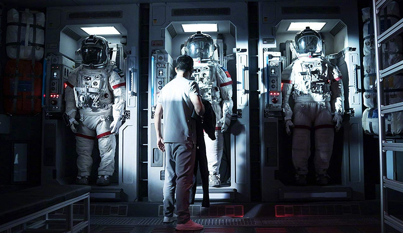The Wandering Earth ainda na frente do box office mundial