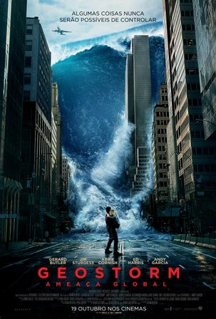 Antestreias: Geostorm - Ameaça Global