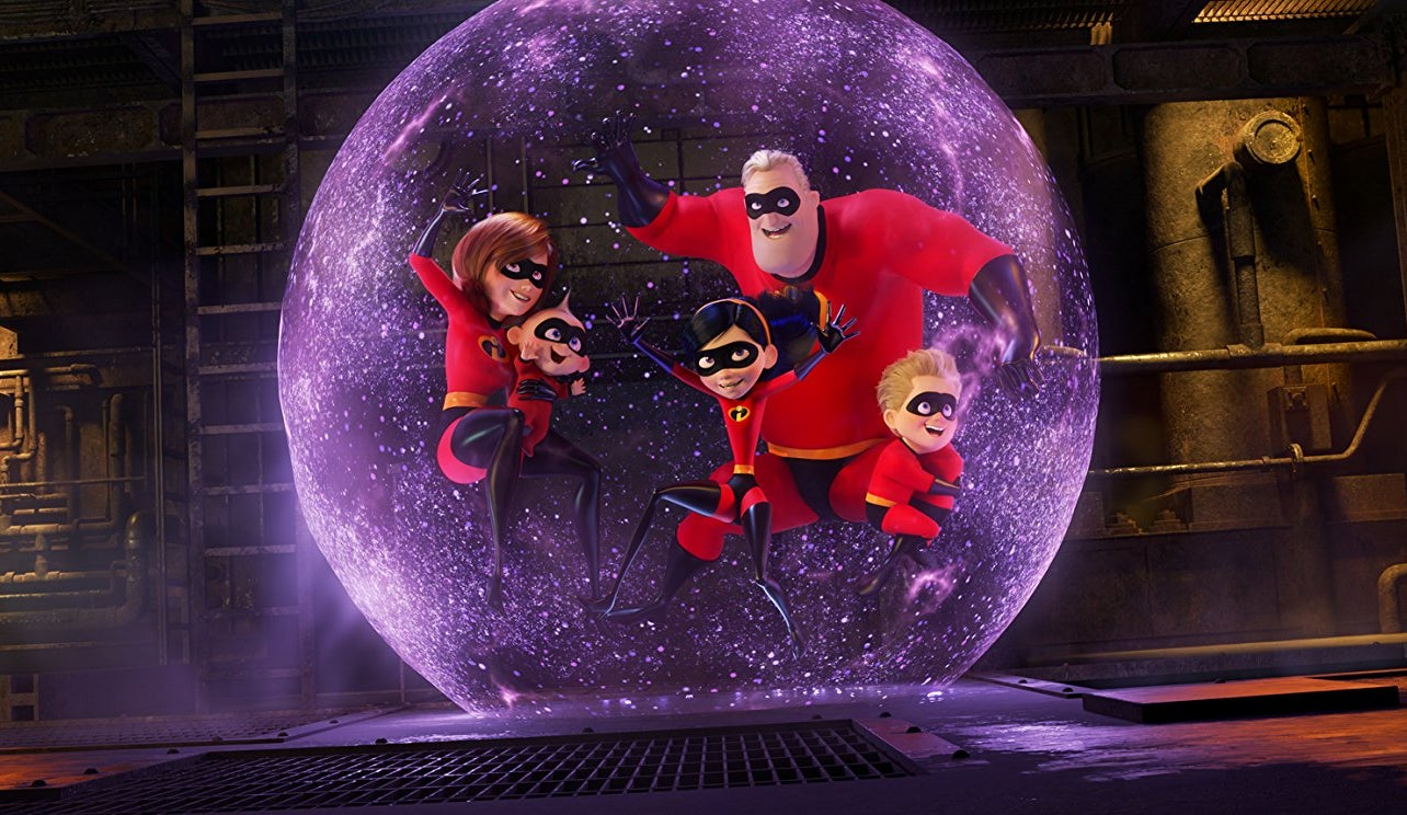 Incredibles 2: Os Super-Heróis resiste a Arranha-Céus