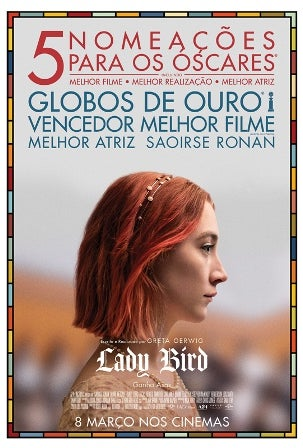 Antestreia: Lady Bird