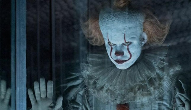 Pennywise lidera box office mundial