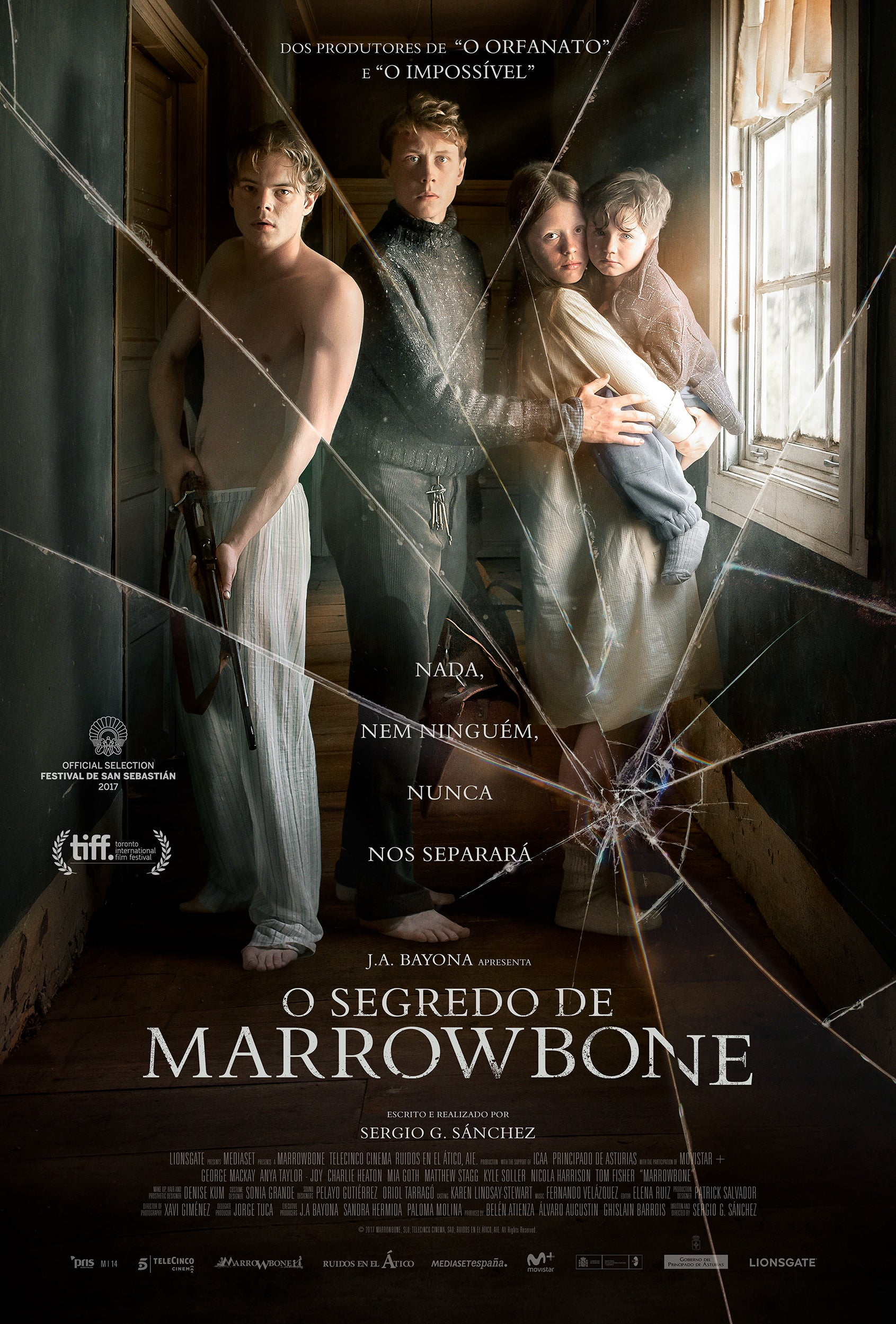 Antestreia: O Segredo de Marrowbone