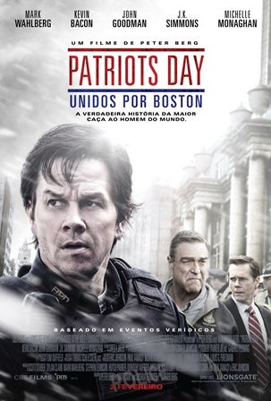 Antestreia: Patriot`s Day - Unidos por Boston