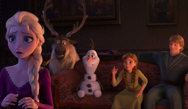 Frozen 2 rouba liderança do box office português a Joker