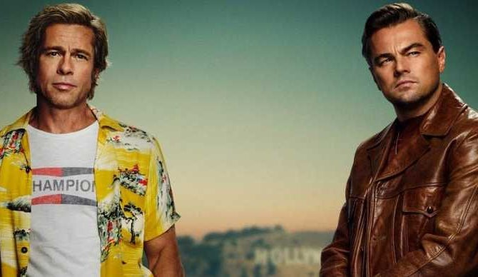 Tarantino em Cannes com novo filme Once Upon a Time in Hollywood