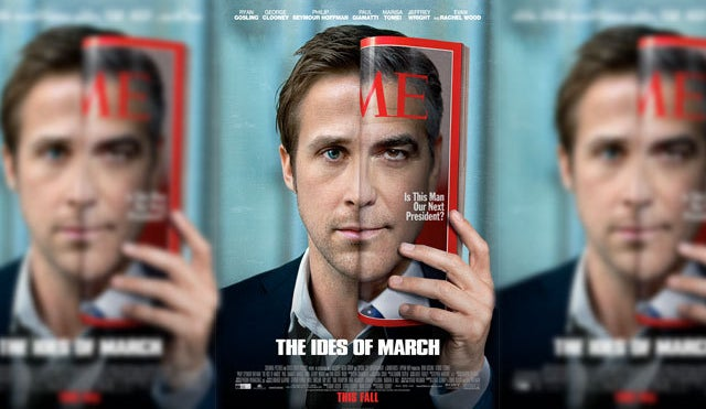 Primeiro trailer e poster de The Ides os March