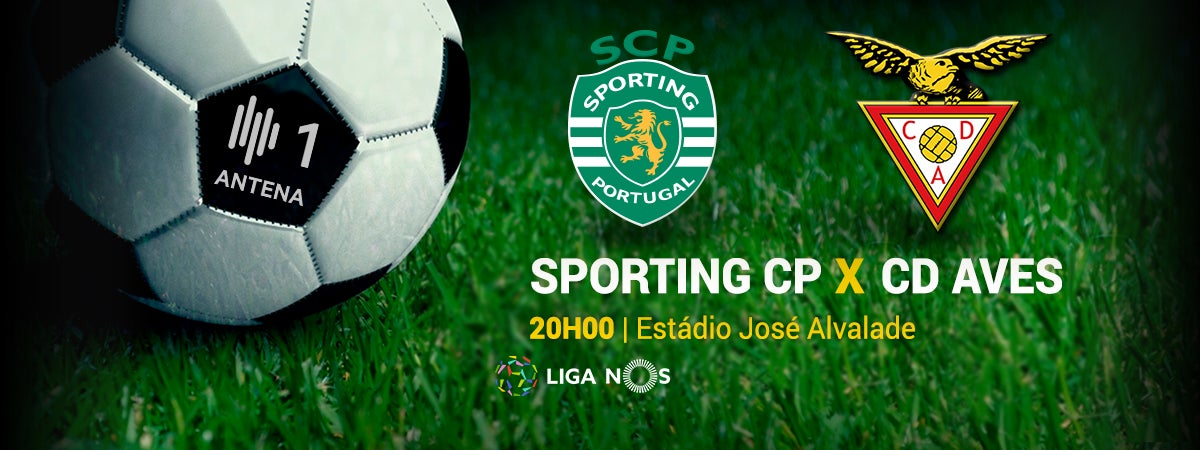 Antena1 | Sporting - Aves (8/12) Play