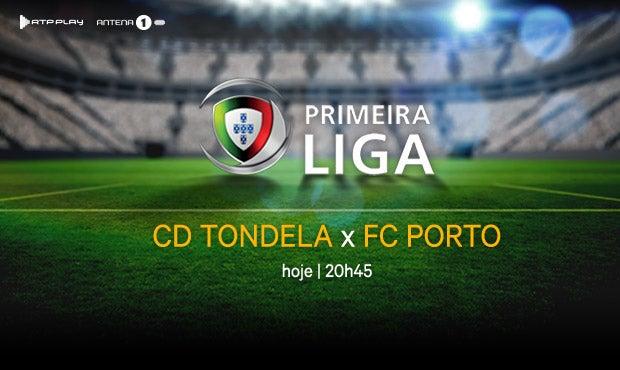 A1 - Primeira Liga - CD Tondela x FC Porto