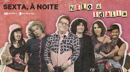 RTP Int - Nelo & Id�lia