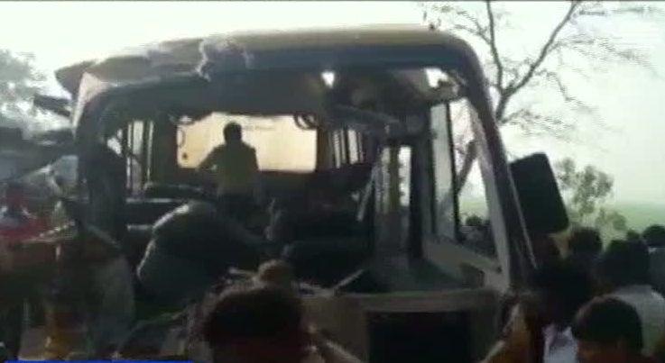 Mundo - Acidente com autocarro escolar mata 24 crianças na índia