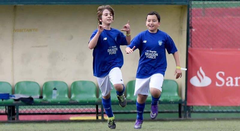 Dragon Force Madeira participa em torneio de futebol no Estádio do Dragão d1a8f364e7ba8