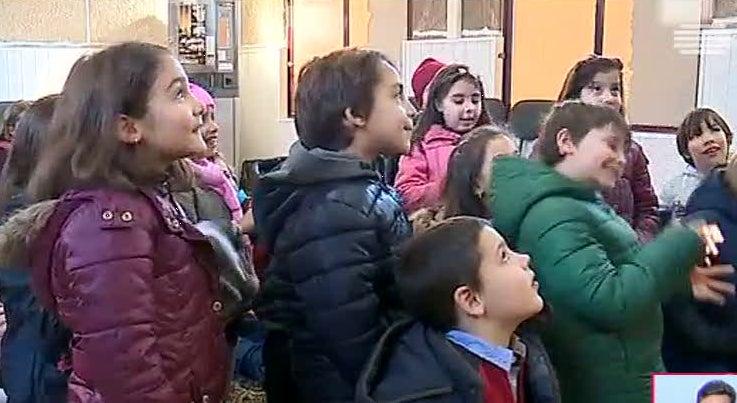 País - Crianças de Chaves aprendem o que é ser autarca