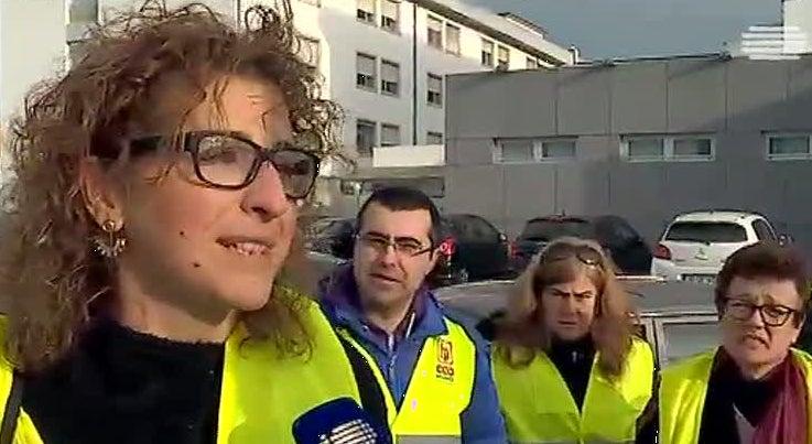 País - Adesão à greve na Saúde muito positiva no Alentejo