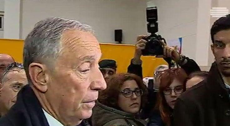 País - Marcelo Rebelo de Sousa visitou o Casal Vistoso
