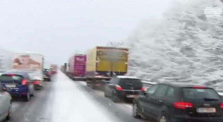 Mundo - Vaga de frio mata na Europa
