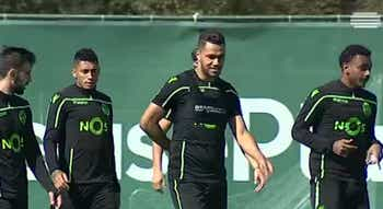 d53df57bcf067 Sporting joga esta noite na Madeira com o Nacional