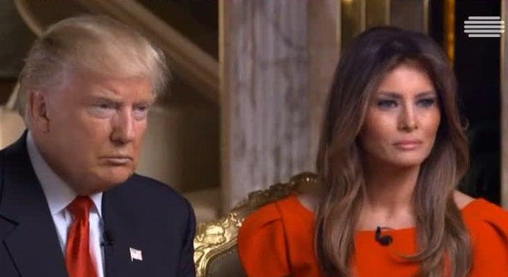 Mundo - Estilistas de renome recusam vestir mulher de Donald Trump