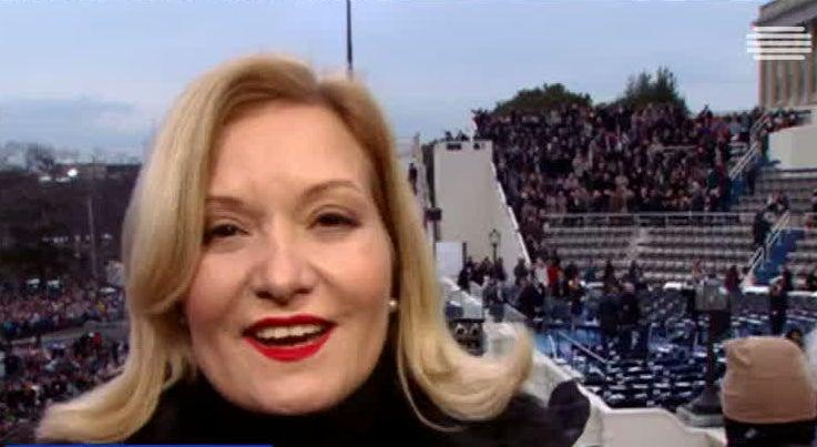 Mundo - Cerimónias em Washington acompanhadas pela correspondente da RTP