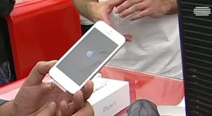 País - iPhones usados são vendidos como novos