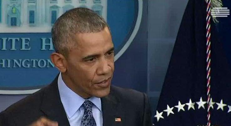 Mundo - Obama afirma-se tranquilo por ter permitido libertação de Chelsea