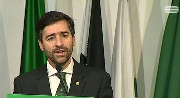 Desporto - Pedro Madeira Rodrigues lança críticas a Bruno de Carvalho