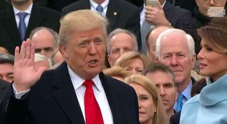 Mundo - Donald Trump é o 45º Presidente dos Estados Unidos da América