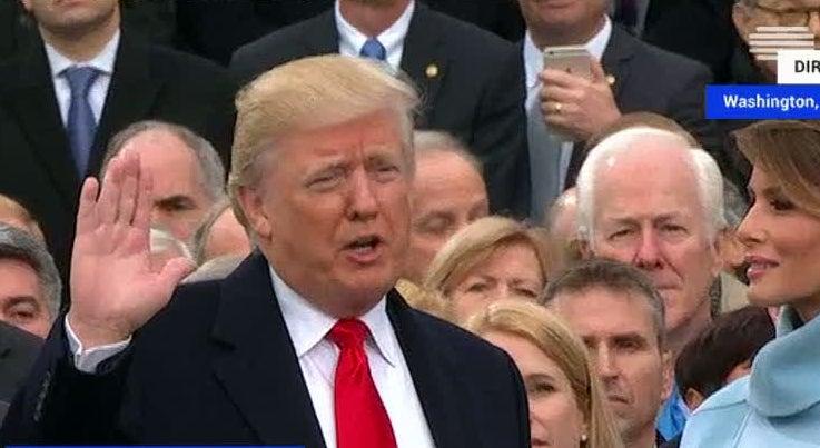 Mundo - Donald Trump é o 45.º Presidente dos EUA