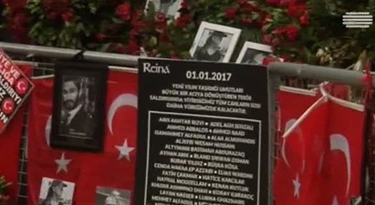 Mundo - Abdulgadir Masharipov confessa ser autor de massacre na Turquia
