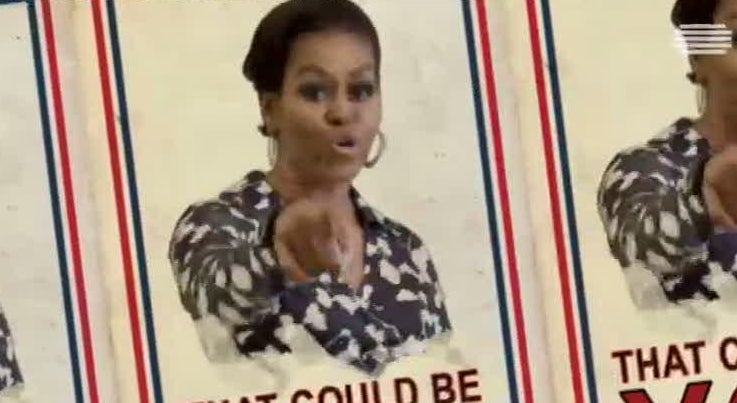 Mundo - Quebrar preconceitos, mudar mentalidades: a história de Michelle na Casa Branca