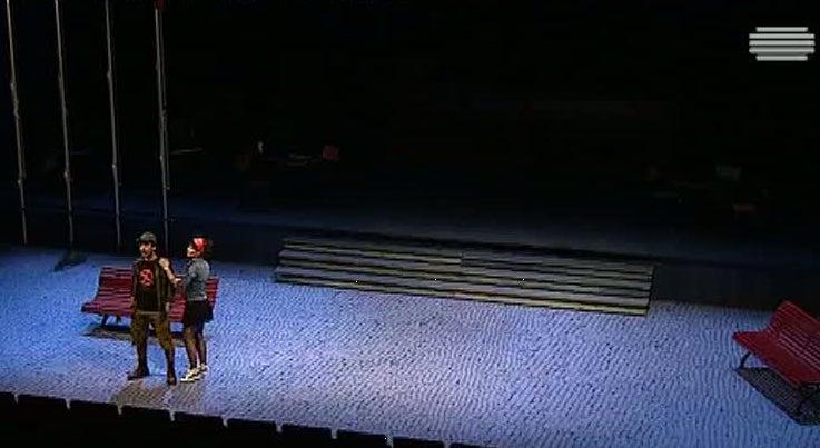 Cultura - A Noite da Liberdade está em cena no Teatro Municipal Joaquim Benite