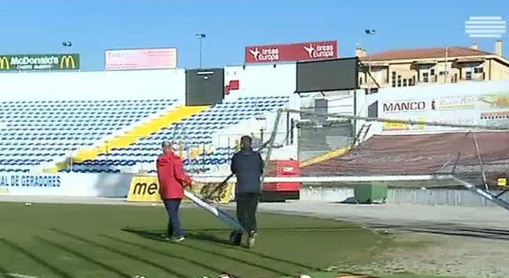 Desporto - Chaves: para chegar às meias-finais da Taça de Portugal têm que vencer o Sporting