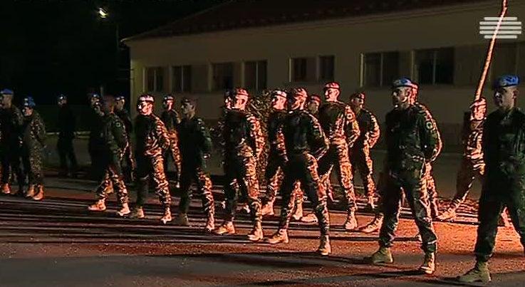 País - Partiram esta madrugada para a República Centro Africana 116 militares