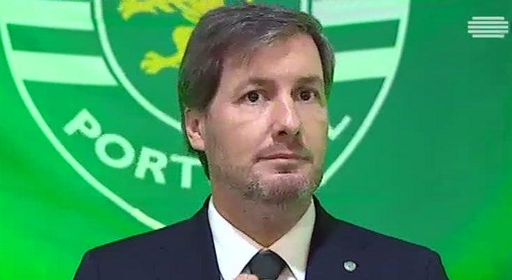Desporto - Bruno de Carvalho garante continuação de Jorge Jesus