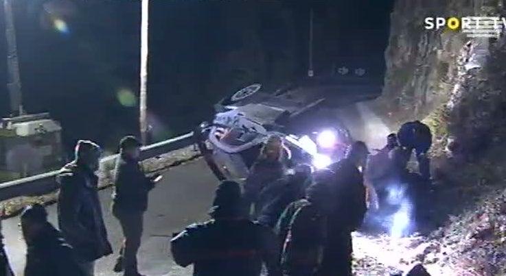 Desporto - Espetador morre ao ser colhido por um carro no rali de Monte Carlo