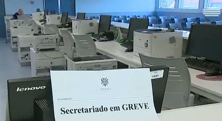País - Adesão à greve dos trabalhadores da Saúde supera os 90%