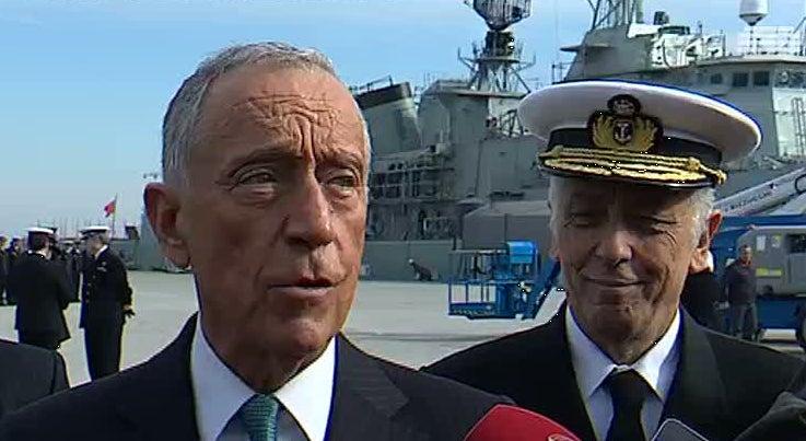 País - Marcelo espera união entre os parceiros da NATO
