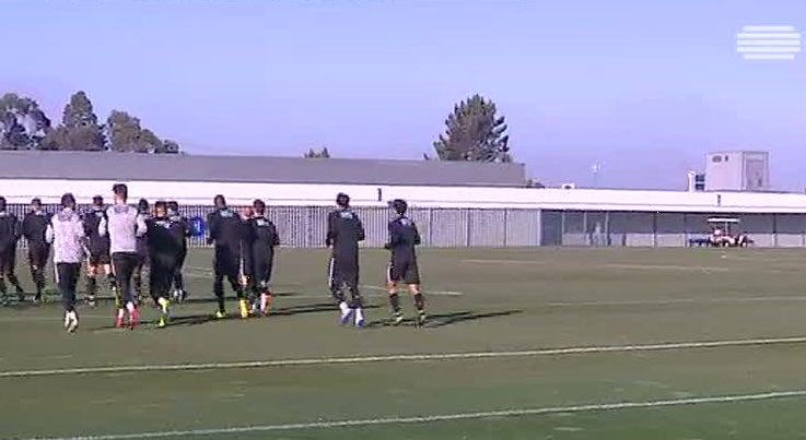 Desporto - FC Porto já prepara jogo de sábado