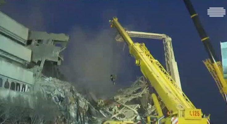 Mundo - Governo iraniano promete punir responsáveis por prédio que caiu