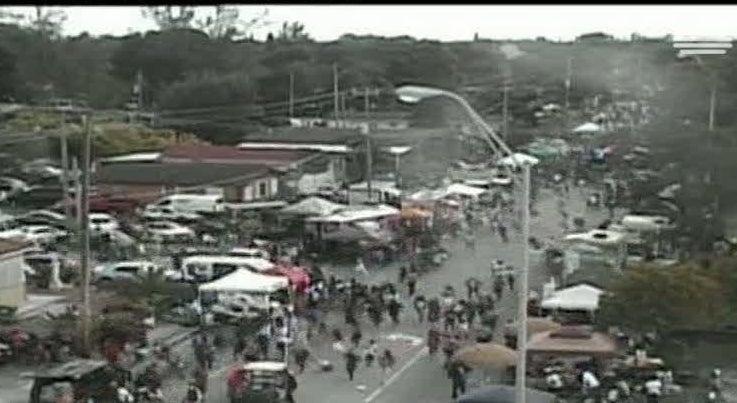 Mundo - Tiroteio em Miami provoca oito feridos