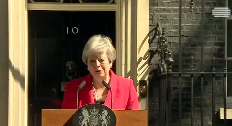 Theresa May assume fracasso nas negociações do Brexit