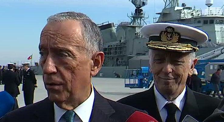 País - Marcelo Rebelo de Sousa espera que todos os parceiros da Nato se mantenham fiéis e empenhados